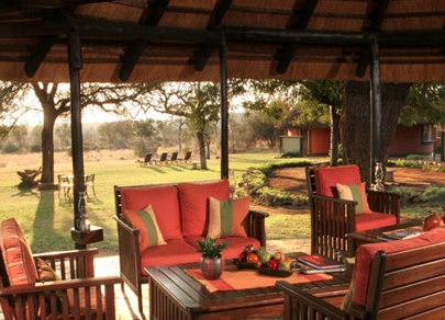 MOHLABETSI SAFARI LODGE breaky