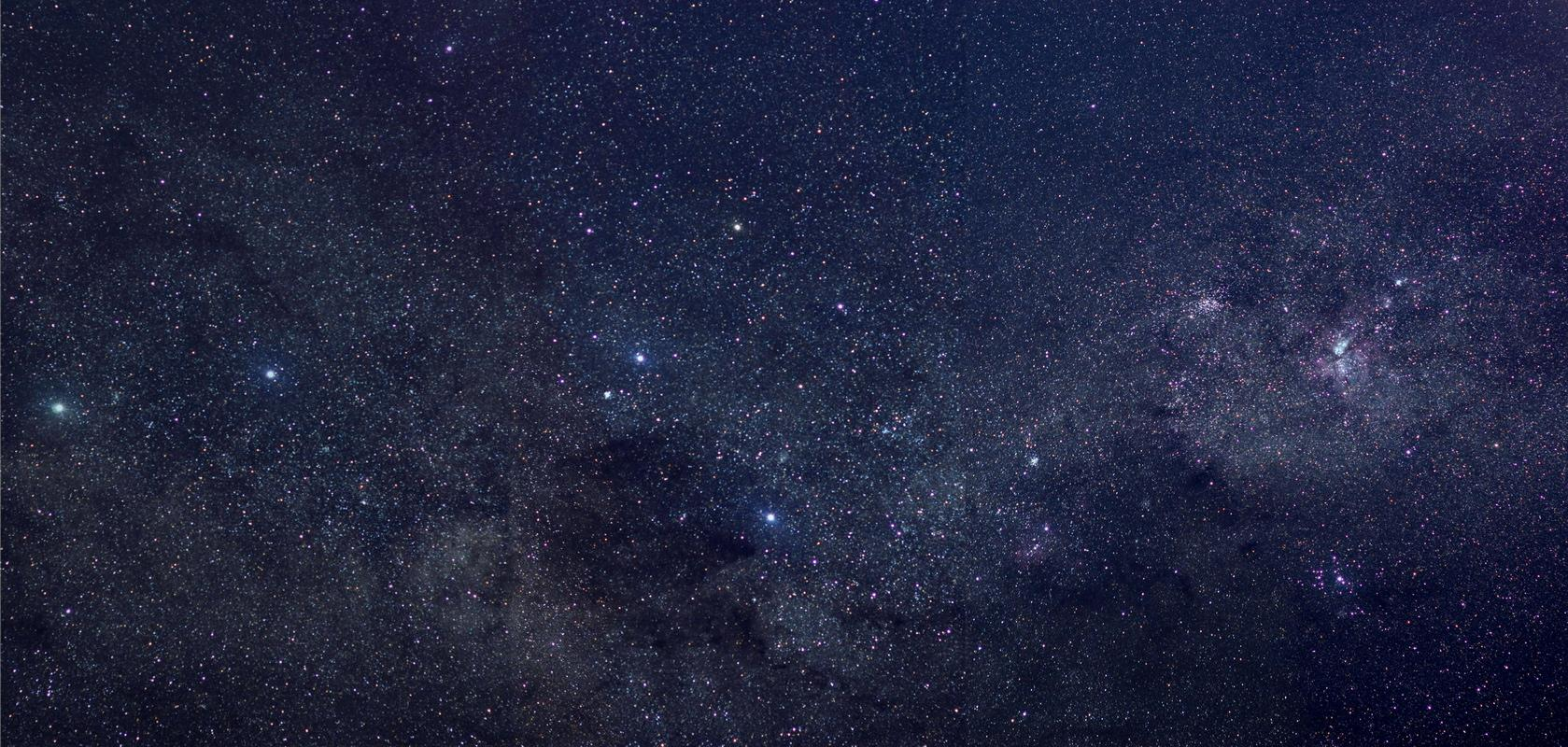 ciel etoile constellation